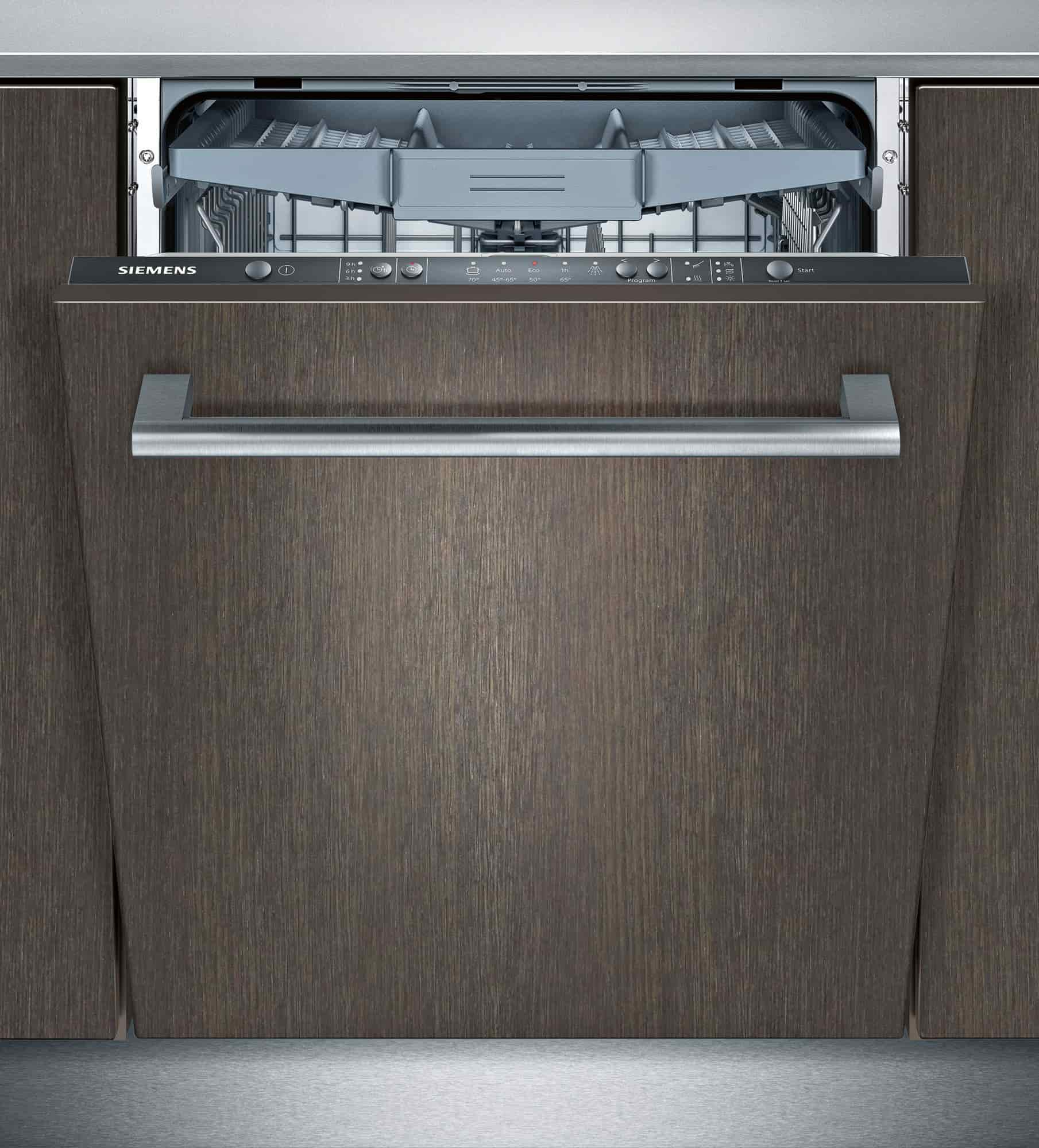 Buy Siemens iQ100 Built In Dishwasher Black [SN615X00EE], Features ...
