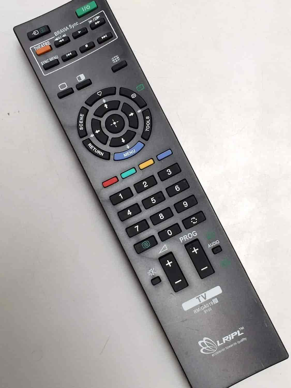 Sony-LED-LCD-TV-compatible-remote-control-Bravia-other-sony-tv-models