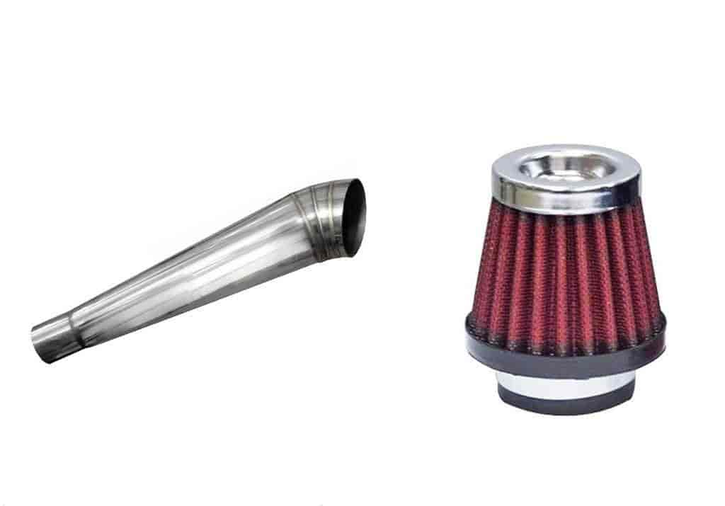 Speedwav-Bigul-Bike-Exhaust-HP-Bike-Air-Filter-42mm-TVS-Flame-DS125