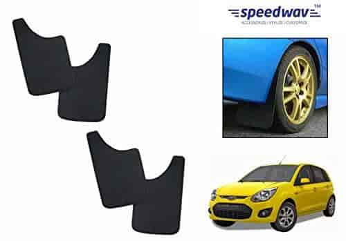 Buy Speedwav Car Rubber Mud Flaps Set 4 Pcs Ford Figo Features