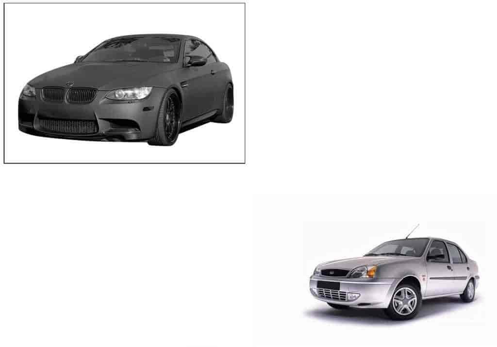 Buy Speedwav Car Wrap Sheet Matt Black Ford Ikon Features Price
