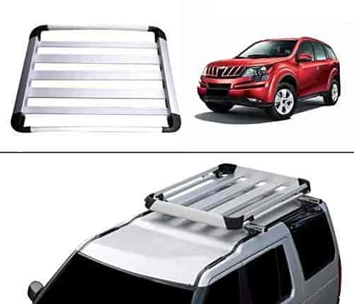 Speedwav-RC2-Roof-Luggage-Carrier-for-Mahindra-XUV-500-Type-1-(2012-2014)