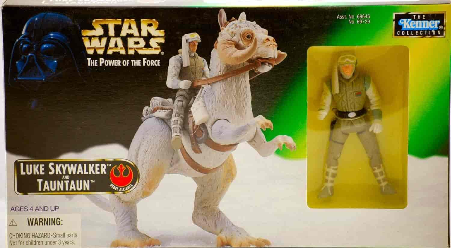 Star Wars Power of the Force Beast Pack