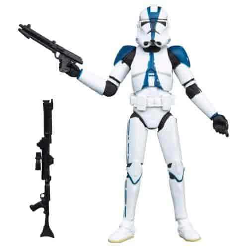 Buy Star Wars Revenge Of The Sith The Vintage Collection Clone Trooper 501st Legion Figure Features Price Reviews Online In India Justdial
