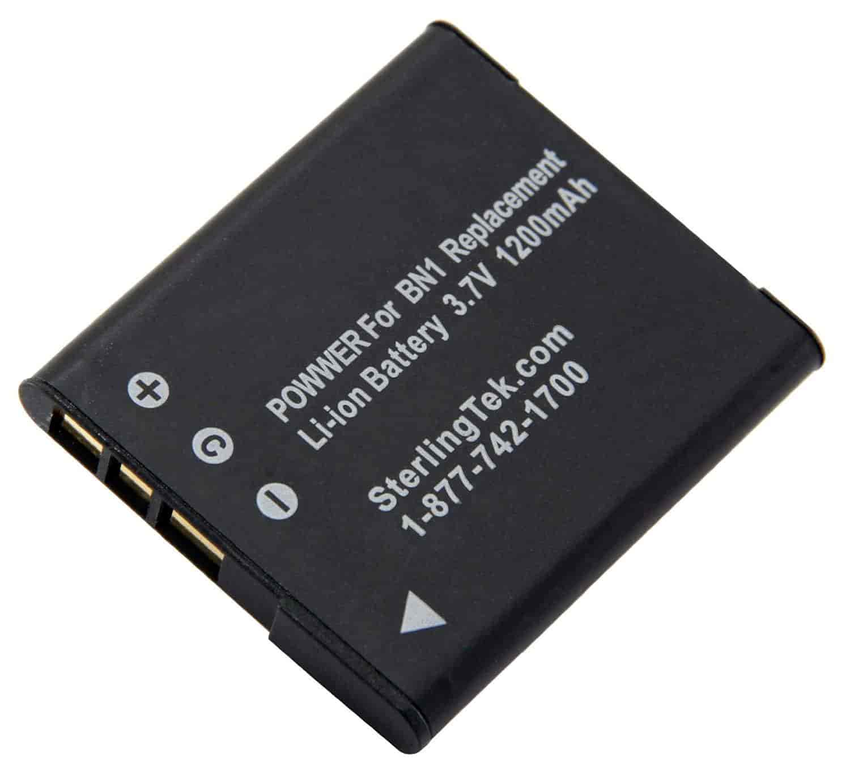 Buy Stks Sony Np Bn1 Npbn1 Battery 1200 Mah For Cyber Shot Cybershot