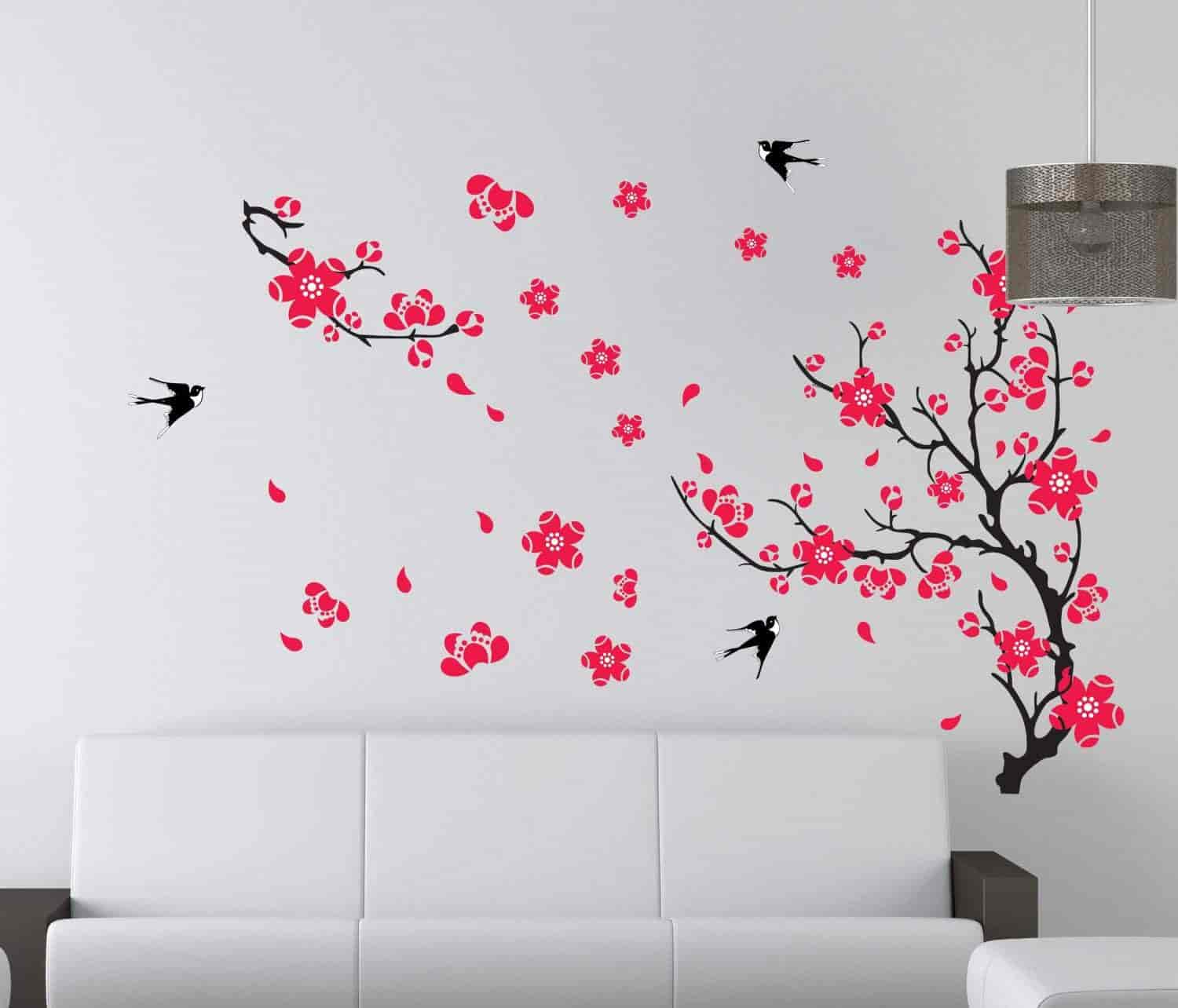 Buy Syga Wall Stickers Ay818 Features Price Reviews Online In