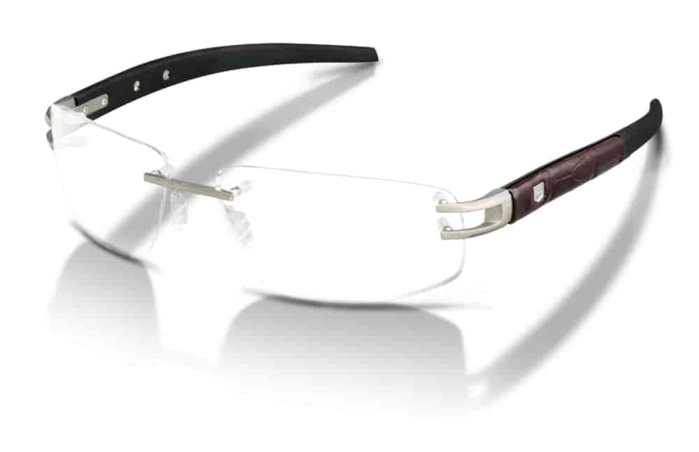 Buy Tag Heuer L-Type Lw Spectacle Frame Pure [0442-001], Features ...