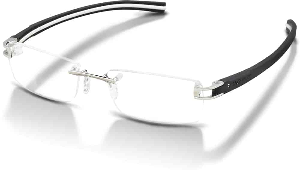 Buy Tag Heuer Reflex Fold Rimless Spectacle Frame Pure [7643-003 ...