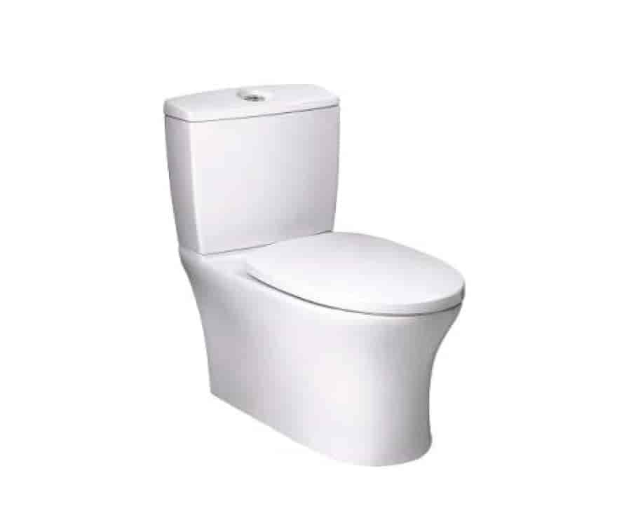 Perfect Toto Close Coupled Water Closet White [CW920K/ SW920K]