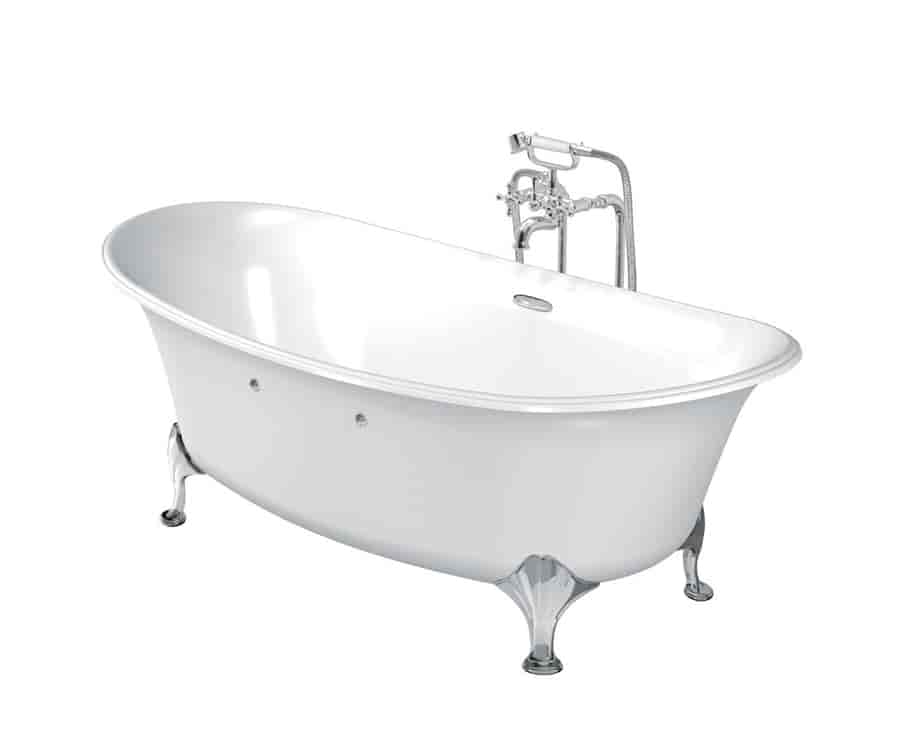 Buy Toto Pearl Acrylic Bath Tub [PPY1806HPWNE], Features, Price ...