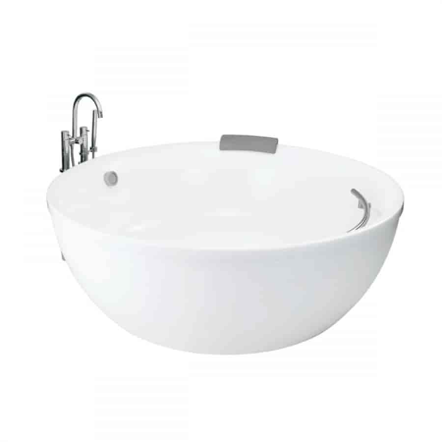 Buy Toto Pearl Acrylic Bath Tub White [PPY1724HPWE], Features, Price ...