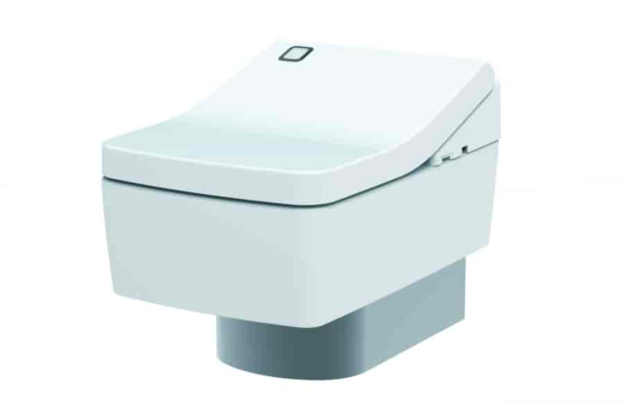 Toto Wall Hung Water Closet White [CW512Y R/ 7EE0007/ TCF403EA]