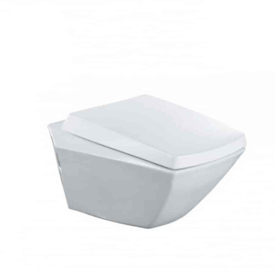 Buy Toto Wall Hung Water Closet White [CW682E], Features, Price ...