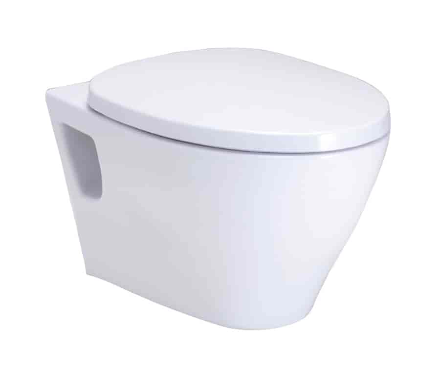 Buy Toto Wall Hung Water Closet White [CW941K], Features, Price ...