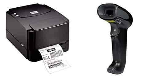 TSC-TTP-244-PLUS-Barcode-Printer-and-Honeywell-1250G-Barcode-Scanner-Combo