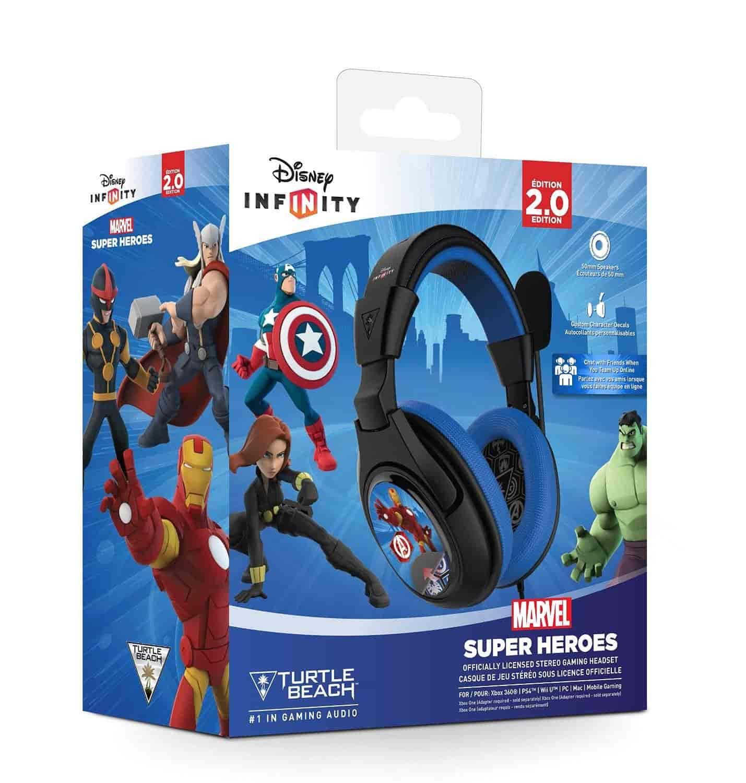 Buy Turtle Beach Ear Force Disney Infinity: Marvel Super Heroes ...