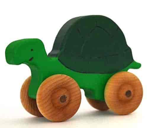 Buy turtle wood toy green color 35 x 5 personalized wooden waldorf turtle wood toy green color 35 x 5 personalized wooden waldorf push handmade item new gift negle Choice Image