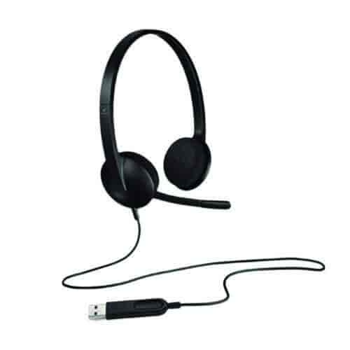 Logitech Usb Headset At Best Price Logitech Usb Headset By Computer Warehouse In Chennai Justdial