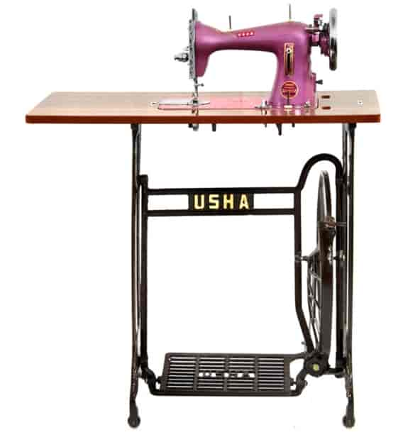 Buy Usha Butterfly With Stand And Table Sewing Machine Metallic Custom Usha Sewing Machine Price List In Kerala