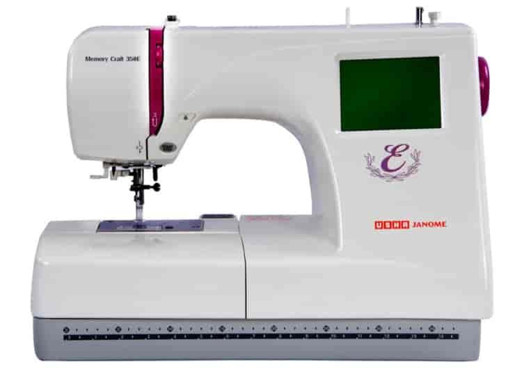 Buy Usha Janome Memory Craft 40E Sewing Machine Features Price Amazing Janome Sewing Machine Online