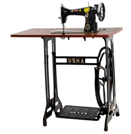Buy Usha Roopa Family With Stand And Table Sewing Machine Black Stunning Comparison Of Sewing Machine Prices And Features