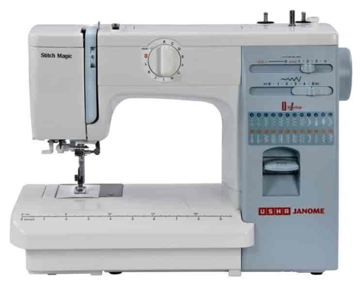 Buy Usha Janome Stitch Magic Sewing Machine Features Price Extraordinary Usha Sewing Machine Customer Care Bangalore