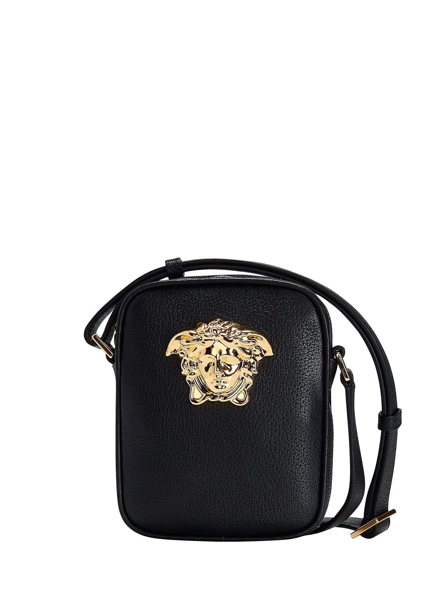381165b0 Versace-Men-Cross-Body-Bag-Black-Gold-DL25874-DGOV2-D41OH