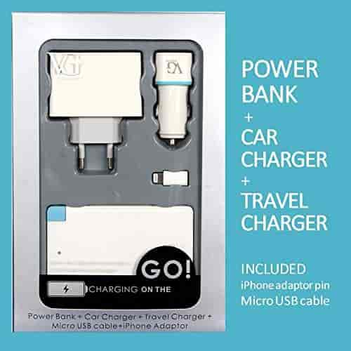 POWER-BANK-TRAVEL-CHARGER-CAR-CHARGER-BY-VG-MUNOTH