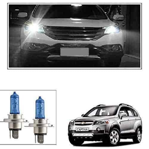 Buy Vheelocityin White Light 5000k H4 Headlight Bulb Car Bulb 2pc