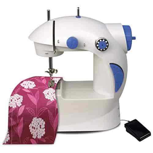 Buy Vox Mini Silai Machine With Thread Set Features Price Reviews Cool Sewing Machine Threads Online India