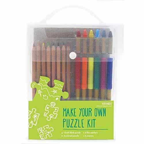 buy xonex make your own puzzle kit features price reviews online