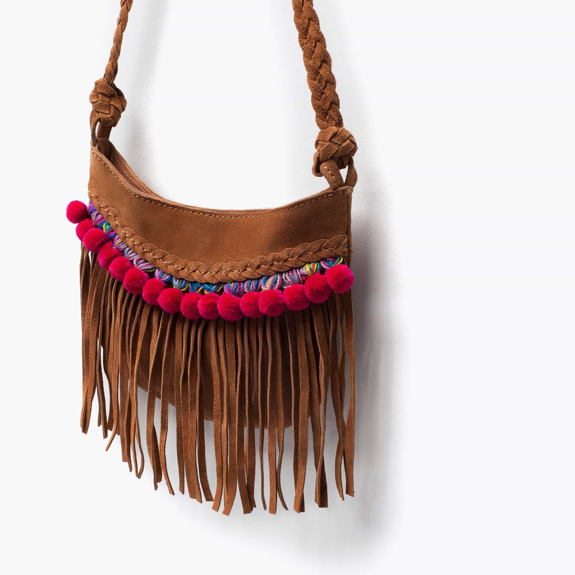 Zara Handbags Online Ping India Fringed Brown Leather Bag Wallpaper For You