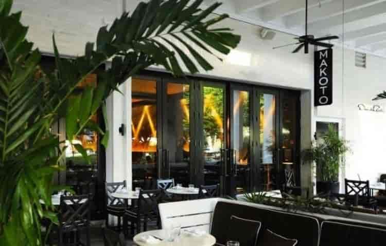 Makoto Restaurant Near Miami Beach