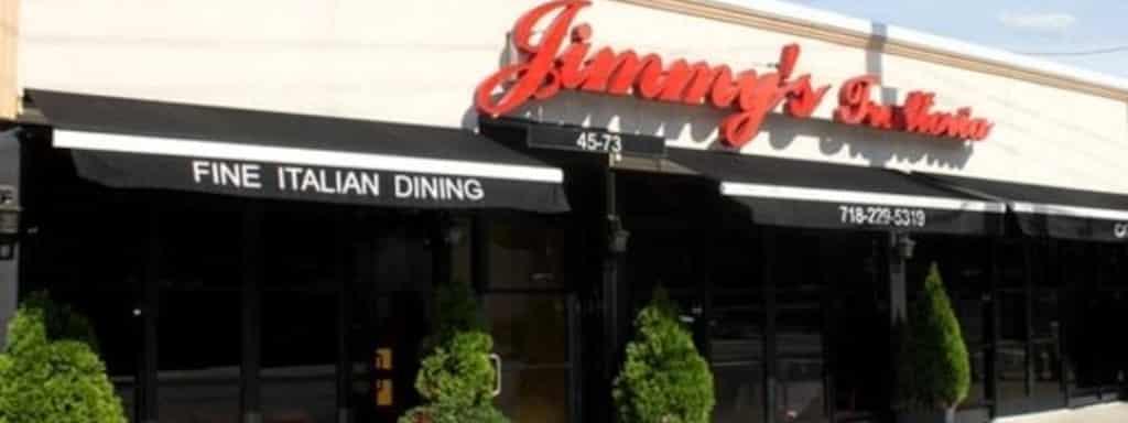 Jimmys Trattoria Restaurant