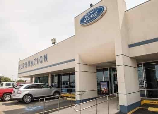 Autonation Ford Burleson >> Autonation Ford Burleson Near South Fwy E Alsbury Blvd Tx