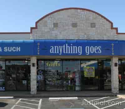 Anything goes arlington tx