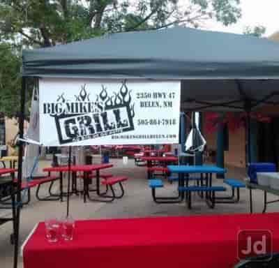 Big Mikes Grill Near Graceland Lnstate Highway 47 Belen Best