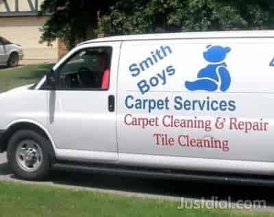 Smith Boys Carpet Cleaning Near S Ash Ave W Toledo St Ok Broken