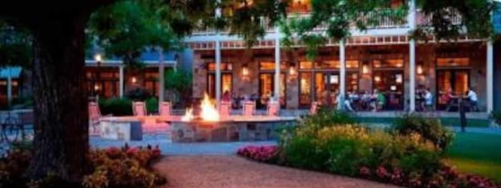 Hyatt Lost Pines Firewheel Cafe