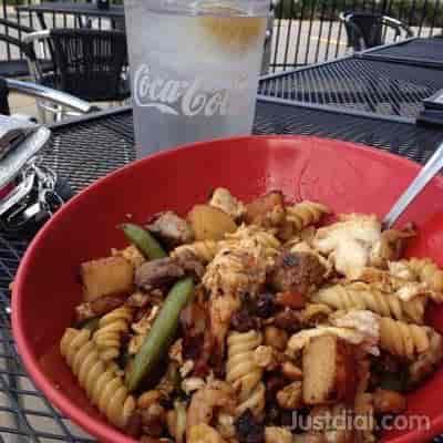 Genghis grill cedar rapids