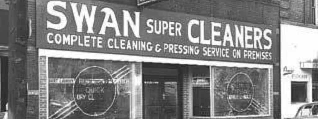 Swan Cleaners 1953 N Clybourn