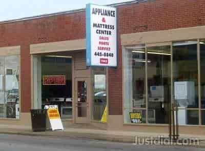 Appliance Mattress Center Near E Barthman Ave Parsons Ave Oh
