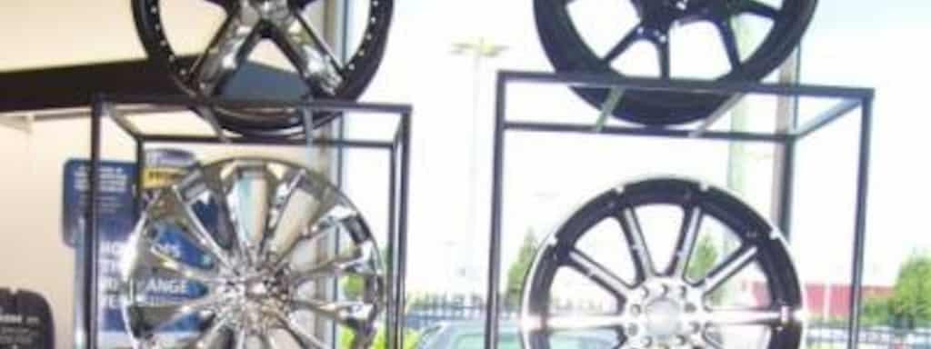 Mr Tire Near N Mcpherson Church Rd Sycamore Dairy Rd Nc