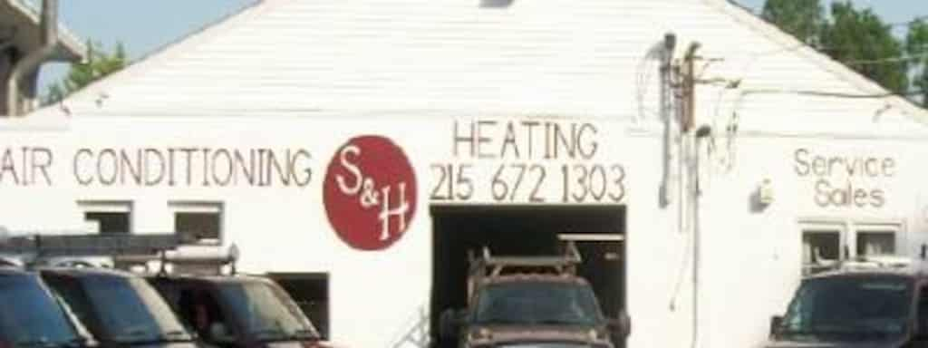 S H Heating Air Conditioning Inc