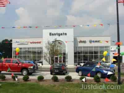 Nice Eastgate Chrysler Jeep Dodge Ram, Near E 10th St,n Shadeland Ave, IN  ,Indianapolis   Best Vans   Justdial US