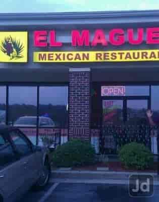 El Maguey Mexican Restaurant Near Browns Bridge Rdmcever Rd