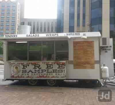 Kickin Chicken Mobile Near E Chestnut Stn High St Columbus Best