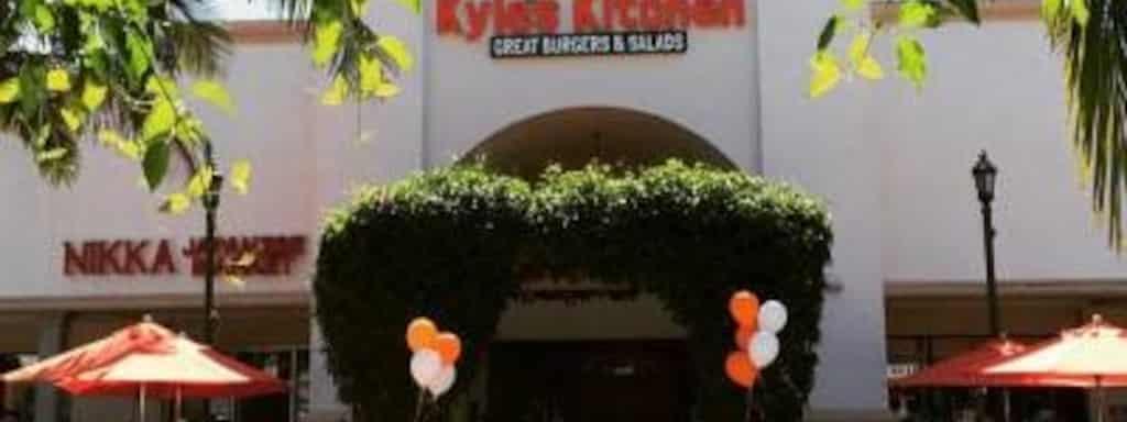 Kyles Kitchen Near Encina Rd Moreton Bay Ln Goleta Best