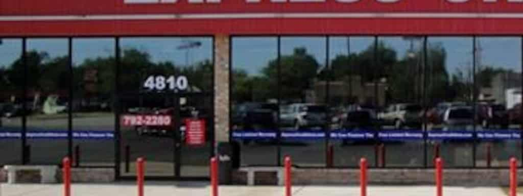 Express Credit Auto >> Express Credit Auto Near N Ann Arbor Ave Woodbrier Dr Ok