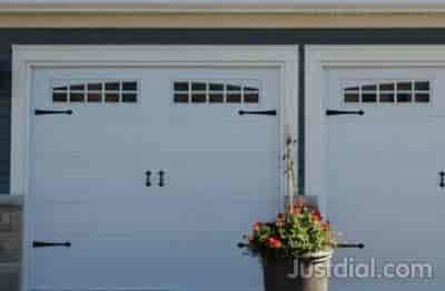 MOORE NORMAN OVERHEAD DOOR